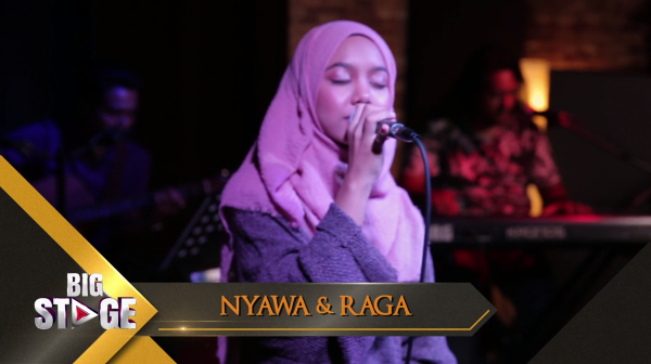 Single Sarah Suhairi - Nyawa & Raga (Big Stage)