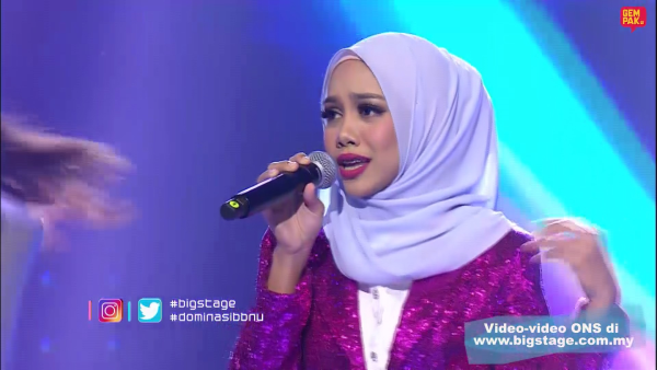 Sarah Suhairi - Hey Ladies (Big Stage)