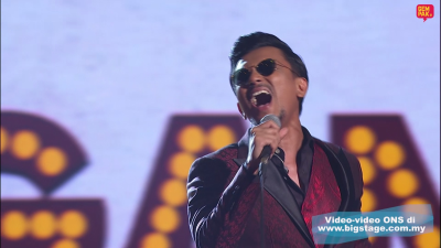 Faizal Tahir - Ragaman (Big Stage Final)