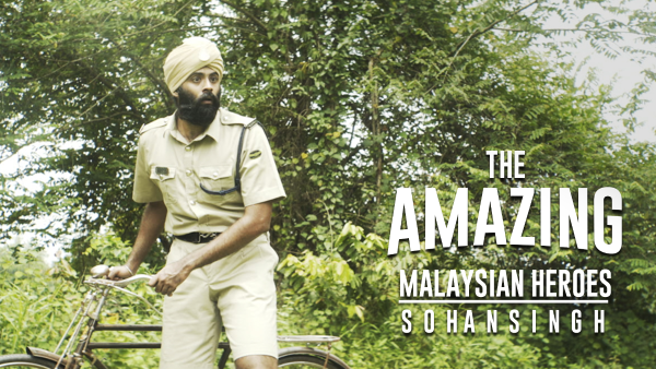 [TEASER] The Amazing Malaysian Heroes : Sohan Singh