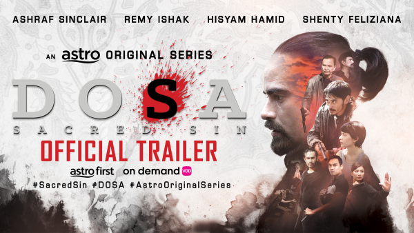 DOSA | Official Trailer [HD] | Astro Original Series