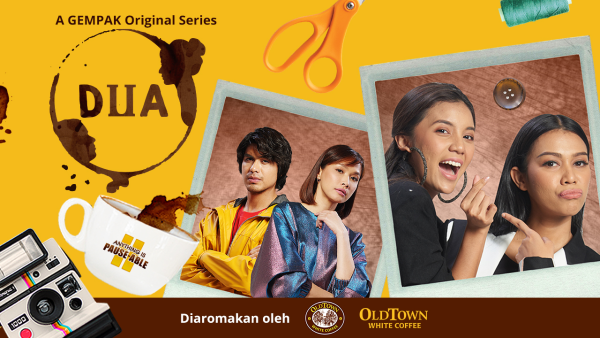 Official Trailer : Dua The Series #OLDTOWNWhiteCoffee