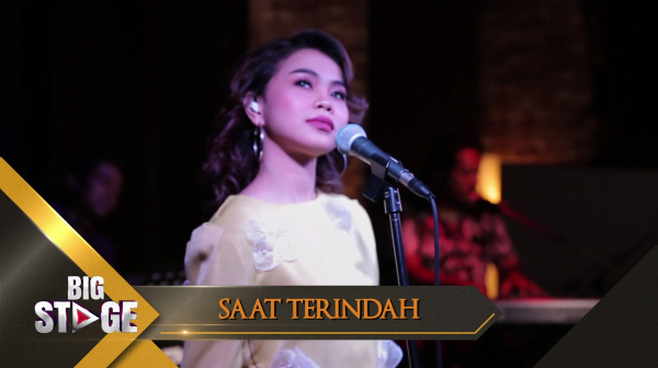 Single Wani Kayrie - Saat Terindah (Big Stage)