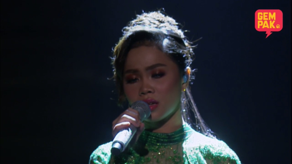 Wani Kayrie - Saat Terindah ( Big Stage Final)