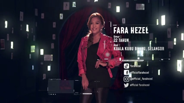 Fara Hezel – Big Stage