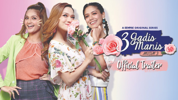 [OFFICIAL TRAILER] 3 Gadis Manis - Musim 3