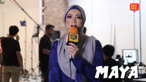 Gegar Vaganza Close Up - Maya Matahari