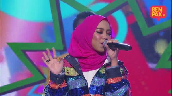 Sarah Suhairi - Nyawa & Raga (Big Stage Final)