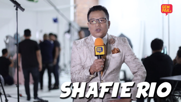 Gegar Vaganza Close Up - Shafie RIO
