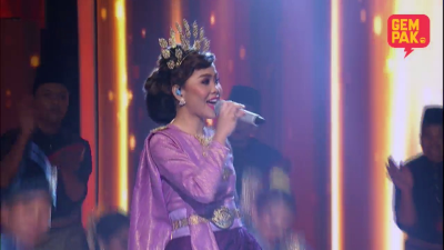 Wani Kayrie - Pematah Hati (Big Stage Final)