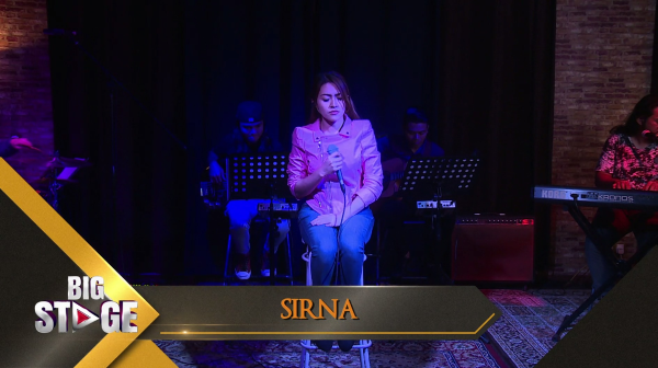 Single Baby Shima - Sirna (Big Stage)