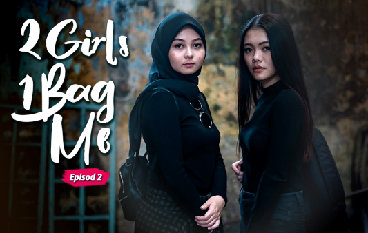 2 Girls 1 Bag And Me [Ep2]
