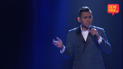 Syafiq Farhain - Antara Hujan & Air Mata (Big Stage Final)