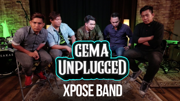 Gema Unplugged: Xpose Band [Episod 5]