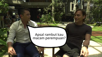 Hero Remaja Hot Seat!