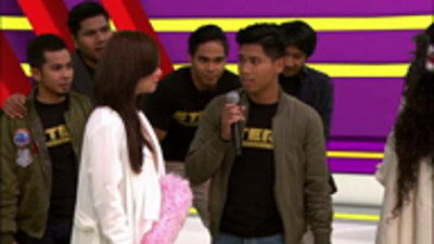 CCTV CINTA BERHANTU: STERK PRODUCTION CAIRKAN HATI NORA DANISH? [PART 2] [PICK-UP LINE]