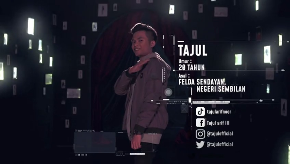 Tajul –Big Stage