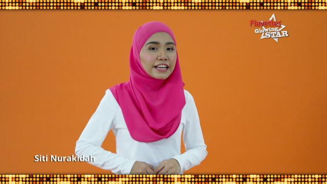 Flavettes Glowing Star : Nurakidah
