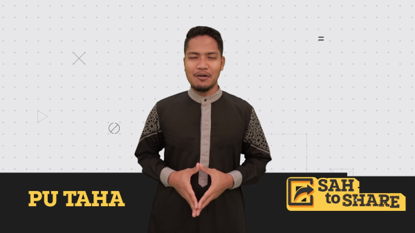 SAH to SHARE [Ep27 ] -Adab open house raya
