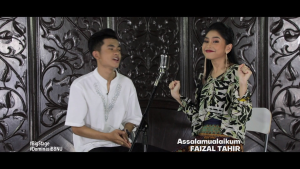 Tajul & Sissy Imann - Khayalan 24k Magic