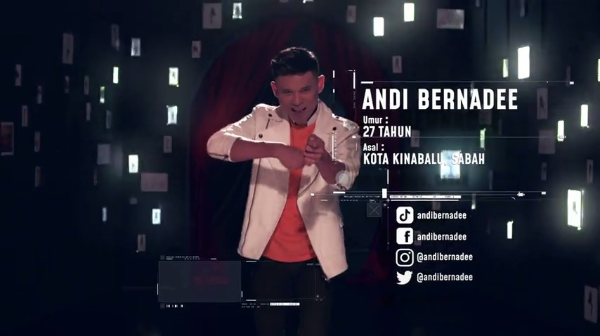 Andi Bernadee – Big Stage