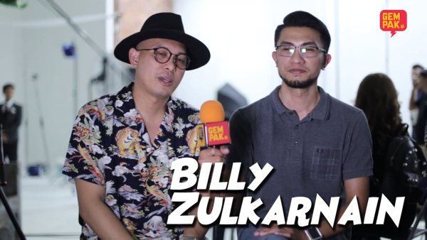 Gegar Vaganza Close Up - Billy Zulkarnain