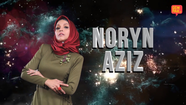 Konsert Gegar Vaganza 2018 ( Minggu 5 ) : Noryn Aziz - One Night Only