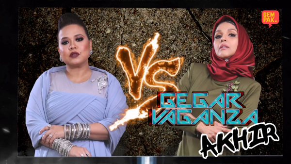 Konsert Gegar Vaganza 2018 ( Minggu Akhir ) : Noryn Aziz VS Dia Fadila - Where Is The Love