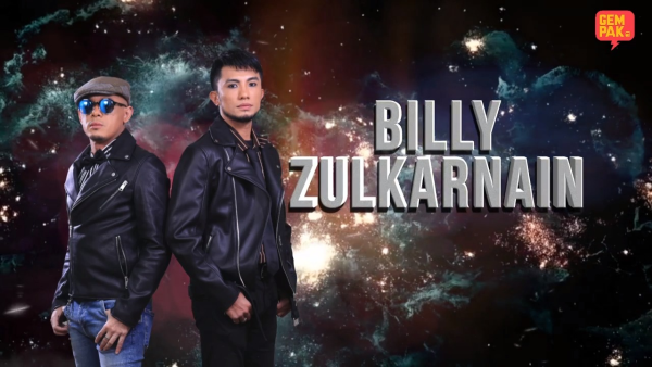 Konsert Gegar Vaganza 2018 ( Minggu 6 ) : Billy Zulkarnain - Back At One
