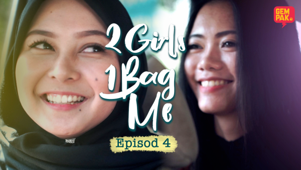 2 Girls 1 Bag And Me [Ep4]