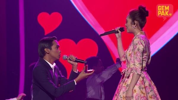 Ariff Bahran & Ayda Jebat - Marry You