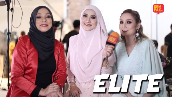 Gegar Vaganza Close Up - Elite