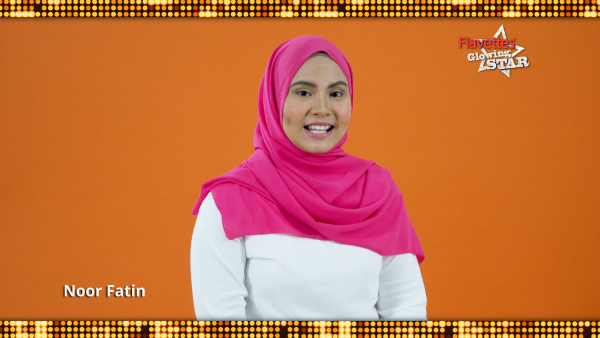 Flavettes Glowing Star : Fatin