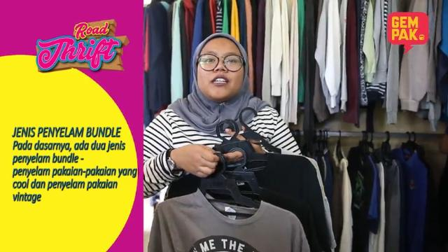 Road Thrift Episod 2 : Edisi Cinta Lokasi