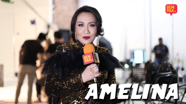 Gegar Vaganza Close Up - Amelina