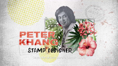 Peter Khang, Putting a Stamp on Malaysia - My Story