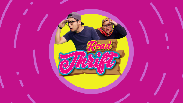 Road Thrift Episod 4 : Edisi Warna Pink Yang Ganas