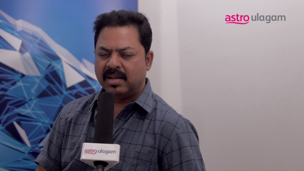 Superstar EP8: James Vasanthan's View