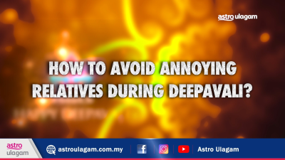 How to Avoid Annoying Relatives During Deepavali?