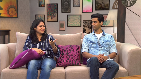 Fun Chit Chat with Your Favourite Singers Krish & Harini