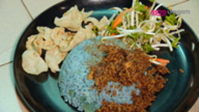 RR Food Diaries: Nasi Kerabu Golok