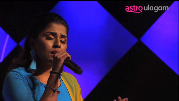 Pavithraah, Mesmerizing Voice!