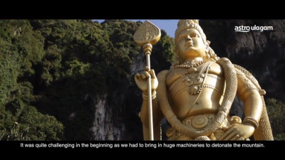 Discovering Batu Caves Murugan - Road to Thaipusam