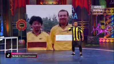 Maharaja Lawak Mega 2018 - Hilmy Ashley - Minggu 2