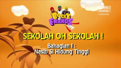 Bocey and Friends - Minggu 3 - Part 1