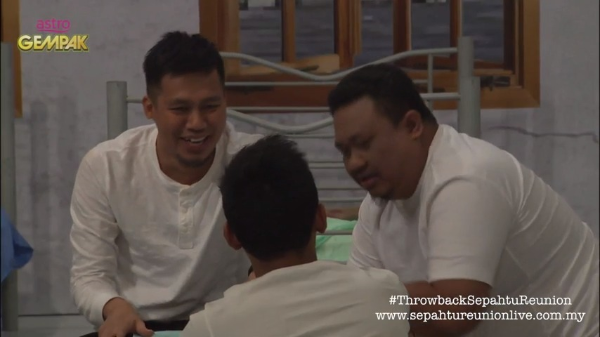 Throwback #SepahtuReunion [eps10] : Juvana