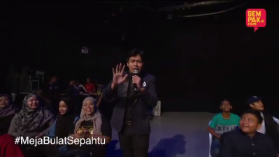 #MejaBulatSepahtu - Ego (Part 1)