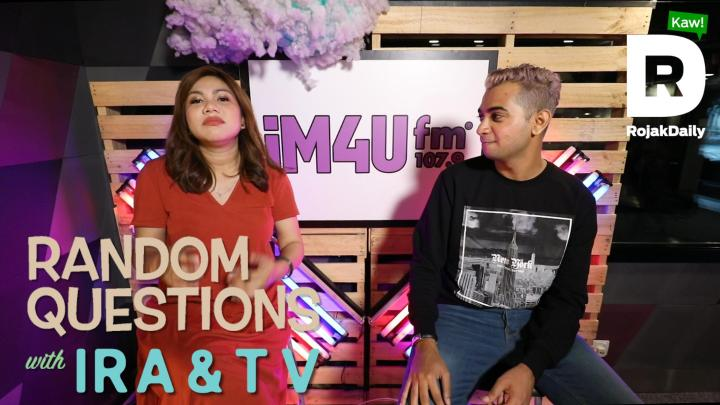 Random Questions With... Ira &TV iM4U FM