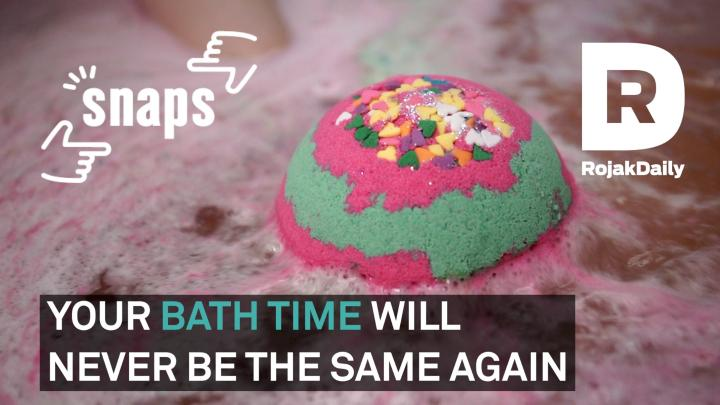Snaps - Are You Ready For A Quirky, Wunderful Bath Time?