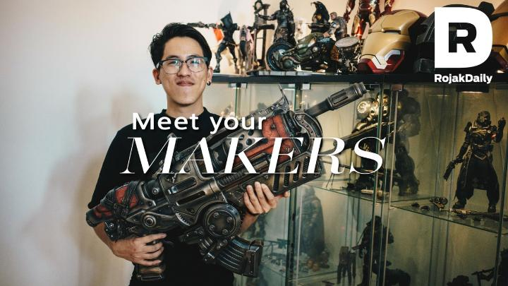 Meet Your Makers - International Concept Artist